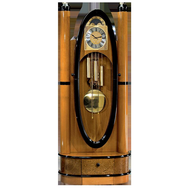 Orologio a pendolo moderno for Orologi da tavolo moderni