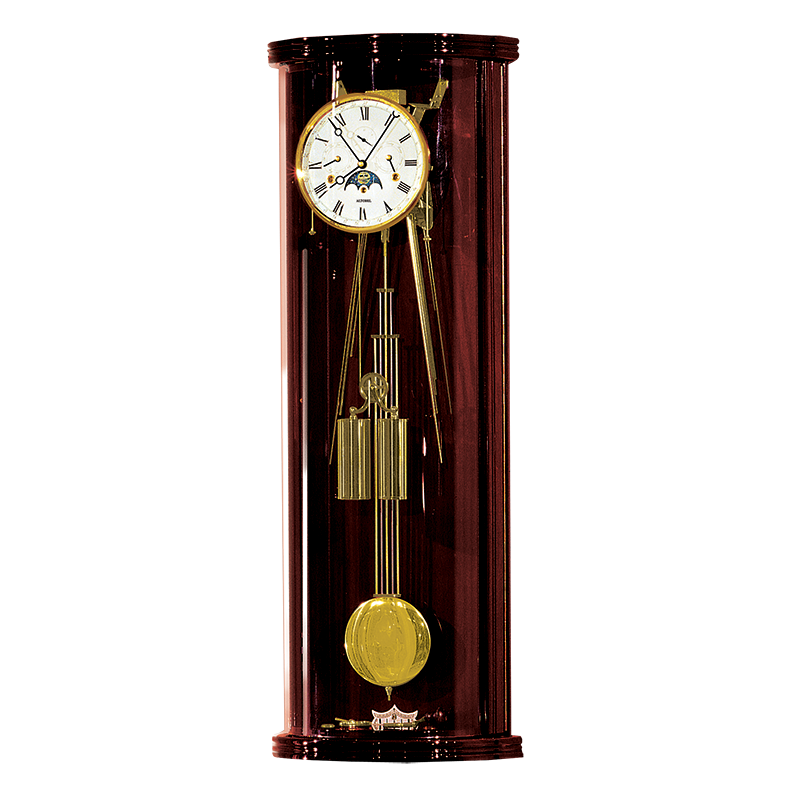 Orologio da parete in legno orologio da parete - Orologi classici da parete ...